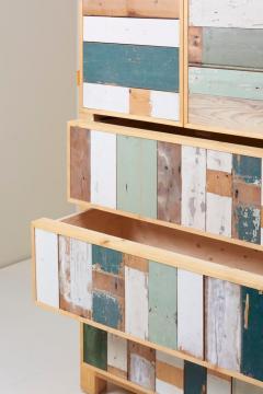 Piet Hein Eek Classic Cupboard in Scrapwood by Piet Hein Eek - 1027305