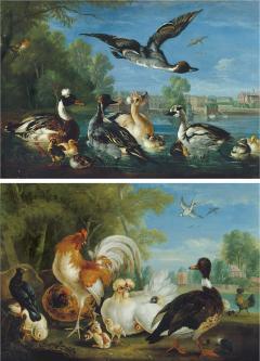 Pieter Casteels III PIETER CASTEELS III FLEMISH 1684 1749  - 1656058