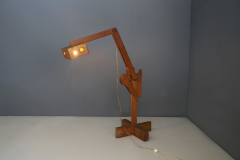Pietro Cascella Sculpture lamp by Pietro Cascella signed and numbered  - 1074183