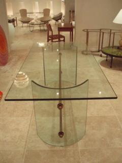 Pietro Chiesa An All Crystal Dining Table by Pietro Chiesa for Fontana Arte - 256627