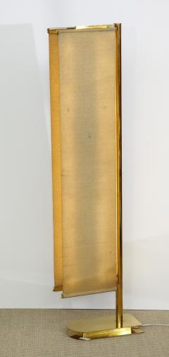 Pietro Chiesa FLOOR LAMP WITH LINEN PANEL SHADES BY PIETRO CHIESA FOR FONTANA ARTE - 1845890