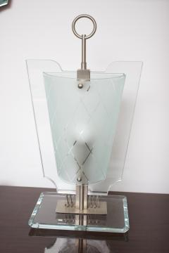 Pietro Chiesa Pair of Fontana Arte Lamps designed by Pietro Chiesa Italy 1930 - 475769