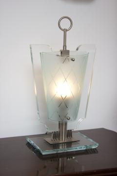 Pietro Chiesa Pair of Fontana Arte Lamps designed by Pietro Chiesa Italy 1930 - 475770