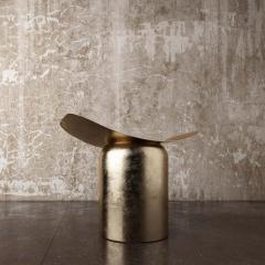 Pietro Franceschini Contemporary Aged Brass Gueridon by Pietro Franceschini - 1479093