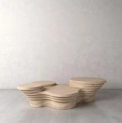 Pietro Franceschini Slice Me Up Sculptural Coffee Table by Pietro Franceschini - 1720666