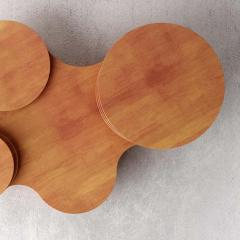 Pietro Franceschini Wood Slice Me Up Sculptural Coffee Table by Pietro Franceschini - 1758630