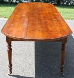 Pine Planked Refectory Table - 1463627