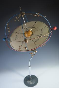 Planetarium Orrery Moveable Desk Display Model of the Solar System - 1108912