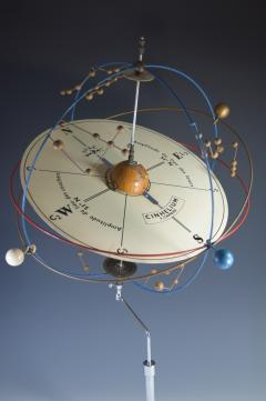Planetarium Orrery Moveable Desk Display Model of the Solar System - 1108920