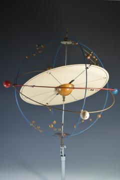 Planetarium Orrery Moveable Desk Display Model of the Solar System - 1108928