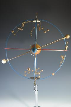 Planetarium Orrery Moveable Desk Display Model of the Solar System - 1108929