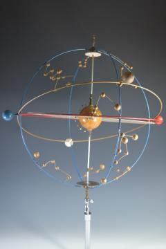 Planetarium Orrery Moveable Desk Display Model of the Solar System - 1108931