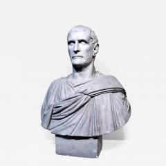 Plaster Bust of a Roman Emperor - 1167174