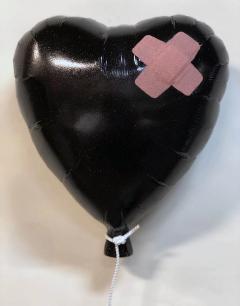 Plastic Jesus Bandaid Balloon - 1986155