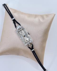 Platinum Patek Philippe Ladies Watch - 1906411