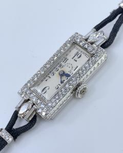 Platinum Patek Philippe Ladies Watch - 1906412