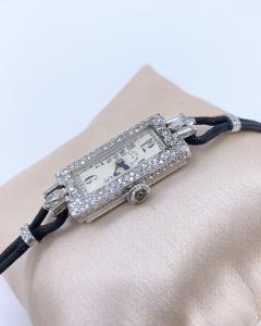 Platinum Patek Philippe Ladies Watch - 1906414
