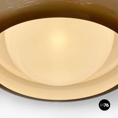 Plexiglass chandelier 1970s - 2102709
