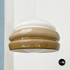 Plexiglass chandelier 1970s - 2102721