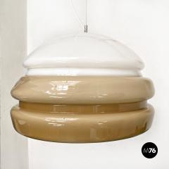 Plexiglass chandelier 1970s - 2102723