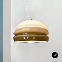 Plexiglass chandelier 1970s - 2102729