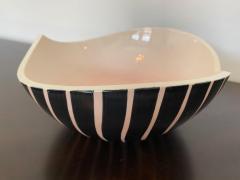 Pol Chambost Pol Chambost 1950s French Pottery Bowl - 1987191
