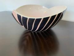 Pol Chambost Pol Chambost 1950s French Pottery Bowl - 1987193