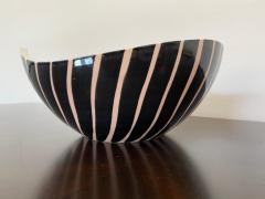 Pol Chambost Pol Chambost 1950s French Pottery Bowl - 1987195