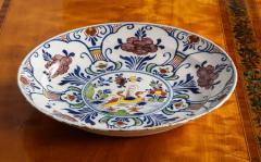 Polychrome Delft Deep Dish - 685826