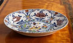 Polychrome Delft Deep Dish - 685827