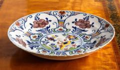 Polychrome Delft Deep Dish - 685829