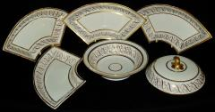 Porcelain Supper Set - 861955