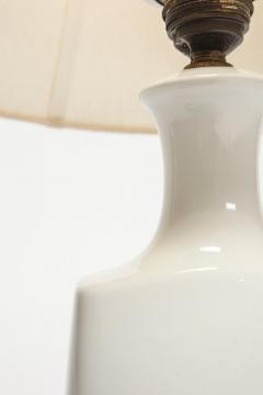 Porcelain lamp Alboth Kaisen 50s Germany - 1837915