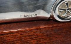 Porsche Sterling Silver Sculpture Desk Model - 1205223