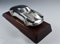 Porsche Sterling Silver Sculpture Desk Model - 1205226