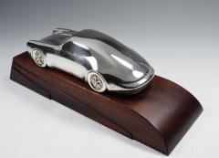 Porsche Sterling Silver Sculpture Desk Model - 1205228