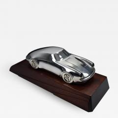 Porsche Sterling Silver Sculpture Desk Model - 1206047