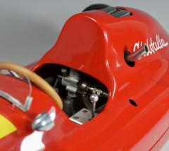 Porsche Type 360 Cisitalia Grand Prix Model Tether Race Car - 2107322