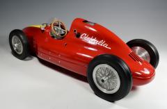 Porsche Type 360 Cisitalia Grand Prix Model Tether Race Car - 2107323