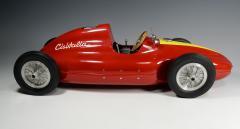 Porsche Type 360 Cisitalia Grand Prix Model Tether Race Car - 2107324
