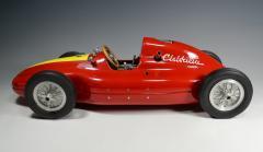 Porsche Type 360 Cisitalia Grand Prix Model Tether Race Car - 2107325