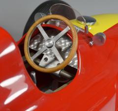Porsche Type 360 Cisitalia Grand Prix Model Tether Race Car - 2107326