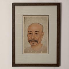 Portrait of a Merchant China 19th Century - 1643364