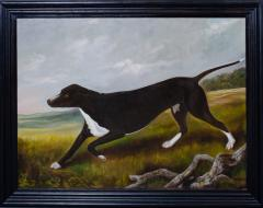 Portrait of the Sporting hound Ruth - 1043187