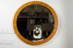 PostModern Prima Vera Inlay Mirror by Charles Pfister for Baker Furniture Co  - 778598