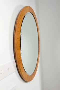 PostModern Prima Vera Inlay Mirror by Charles Pfister for Baker Furniture Co  - 778603