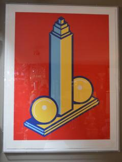Posters Art Center College of Design by John Van Hamersveld - 195712