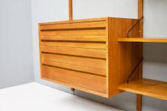 Poul Cadovius Large Wall System in Teak Wood by Poul Cadovius for Cado Denmark - 1297804