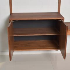 Poul Cadovius Poul Cadovius CADO Royal System Wall Unit in Teak Mid Century Danish Modern - 1555363