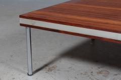 Poul Cadovius Poul Cadovius Rosewood coffee table - 1944865